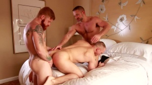 nice-looking boy - Dirk Caber, John Magnum anal Hook up