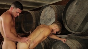 Forbidden - Paddy O'Brian, Matt Anders anal Hook up