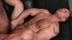 Cheating spouse - John Magnum with Charlie Harding ass pound