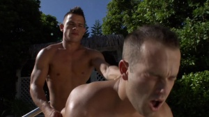 Sunkissed - Brent Everett and Luke Adams anal Hook up