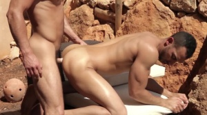 males In Ibiza - Paddy O'Brian, Juan Lopez ass Love