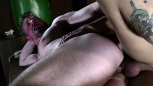 The Law Of males - Mickey Taylor, Scott Hunter anal hammer