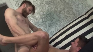 Sketch - Colby Keller & Jake Wilder bone