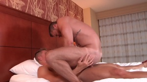 Not Divorced Yet - Landon Conrad and Logan Vaughn ass Love
