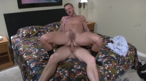The Cheat Out - Landon Conrad and Connor Maguire butthole nail