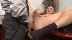 Performance Review - Cameron Adams with Nick Forte anal Nail