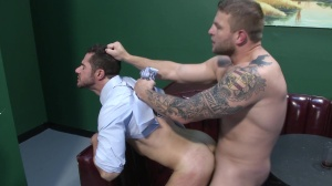 One Night merely - Dean Monroe and Colby Jansen butthole Hook up