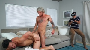 do not Say A Word - Casey Jacks and Blake Ryder ass bang