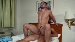 The Sting - Axel Kane, Connor Halstead anal sex