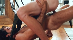 Diego Did It another time - Diego Sans and Zane Anders pooper pound