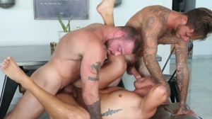 Game On - Brian Michaels with Aston Springs butthole bang