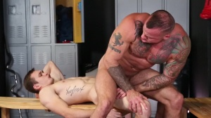 Confessions Of A Straight fellow - Sean Duran, Jackson Traynor butthole hammer