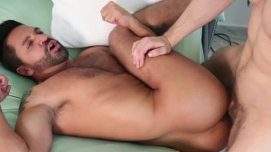 Confessions Of A Straight chap - Dominic Pacifico & Connor Halstead anal pound