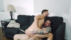 Space Invaders - Jordan Levine, Casey Jacks ass Nail