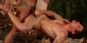 Pirates : A homosexual XXX Parody - Johnny Rapid with Jimmy Durano anal bang