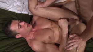 Stealth Fuckers - Landon Mycles & Brendan Phillips anal Hook up