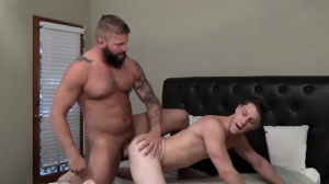 Fling Cleaning - Colby Jansen with Paul Canon ass sex