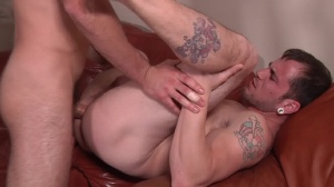 Not Brothers Yet - Jarec Wentworth and Jared Summers butthole Nail