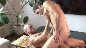 Atone - Johnny Hazzard with Dale Cooper anal Love