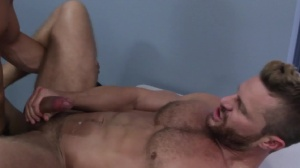Gaywatch - Landon Conrad with Topher Di Maggio butthole nail