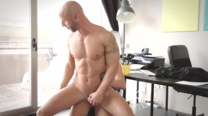 Privileged Information - Aymeric Deville and Craig Farell anal poke
