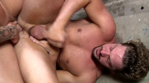 Fire Drill - Sebastian young with Andrew Blue ass Hook up