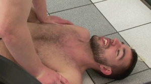 Barber Shop - Daniel Johnson and Damien Boss anal plow