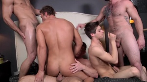 Tops only Required - Johnny Rapid, Rocco Reed 18 Hump