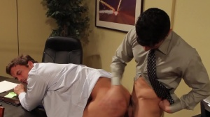 Entry Level - Rocco Reed with Lance Luciano butthole Hump
