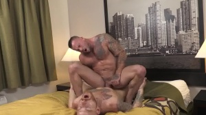 Bromo Presents: urinate Pigs - butthole Lovemaking