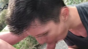 dudes In Public 3 – Hike - anal Licking First Time