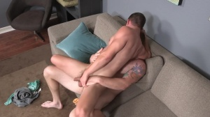 David & Ryan: unprotected - butthole Action