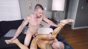 The Cookout - Brett Lake with Darin Silvers ass job