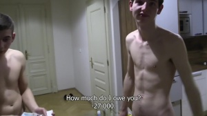 Slovakian lad with big  dong got plowed