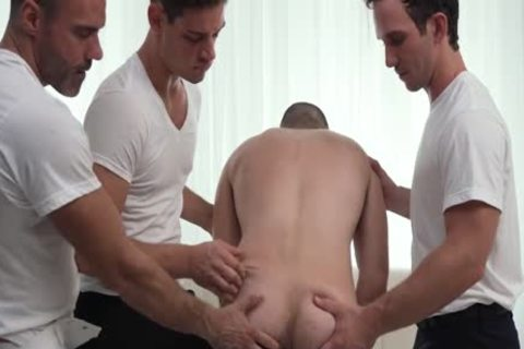 MormonBoyz - Priest gets His aperture Destroyed By fella Clergymen
