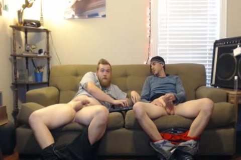 he told that chap Was Straight, But did not act Like It When jerking off With This Other man On Secret cam