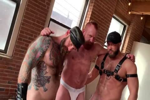 pounding Hostile With Jack Dixon Johnny Ryder & Eisen Loch