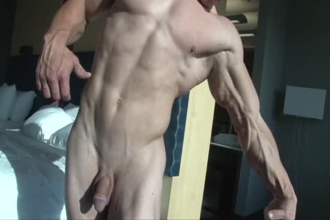 Greg N nude And Flexing