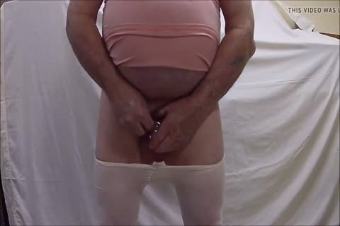 Sissyboy acquires Dressed As Ballerina