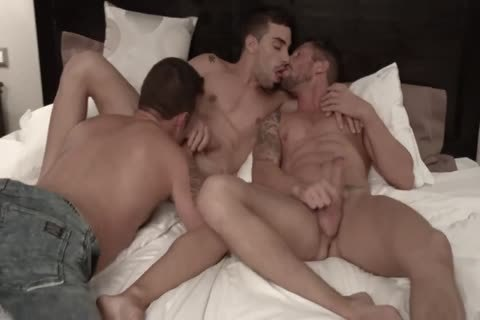 BB - Three-some - Nick North Josh Milk & Aaron Metallic
