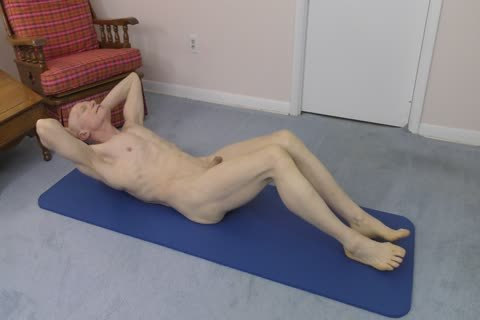 homo Nudist Exercise