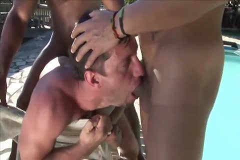 slutty Brazilians Bust Their Creamy Loads All Over Each Other