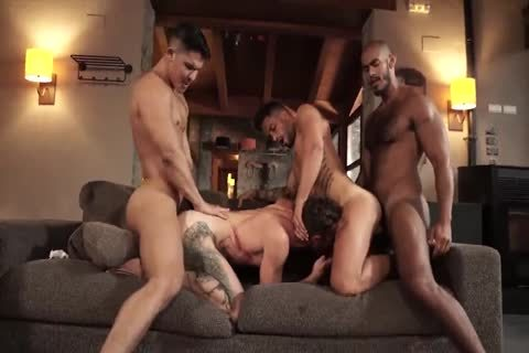 butthole-Splitting Foursome
