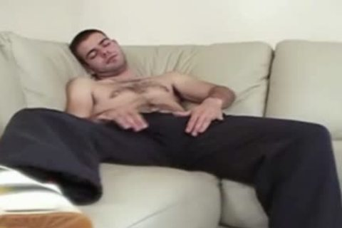 wanking And Sniffing In darksome Socks