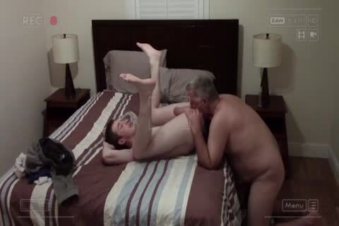 Curious Skater Visits Daddy For A anal banging And deep Breeding