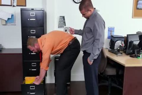 GRAB booty - recent Employee receives Broken In By The Boss, Adam Bryant