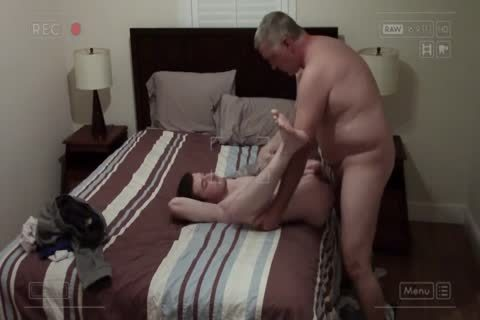 Curious Skater Visits Daddy For A Late Night anal pounding And unfathomable Breeding