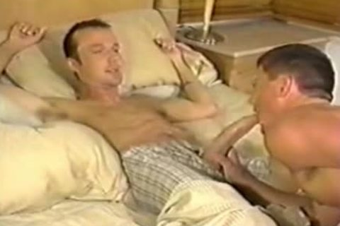 Surprise A huge pecker In An Early Waking Up