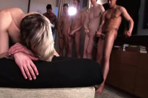 Alex Gillborn Barefucked By Different (interracial) guys