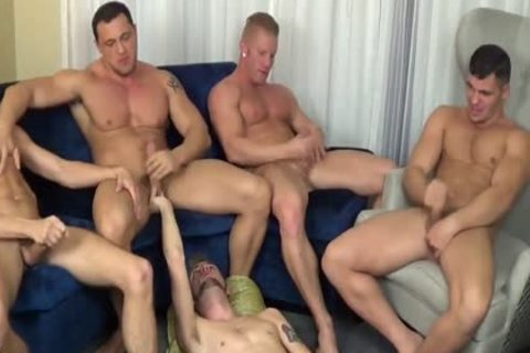 Muscle cocks suck